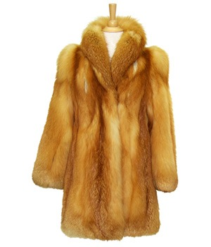 How to ship a fur coat
