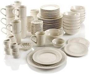 Ship a set of dishes