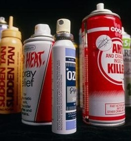 Ship Aerosol Spray Cans