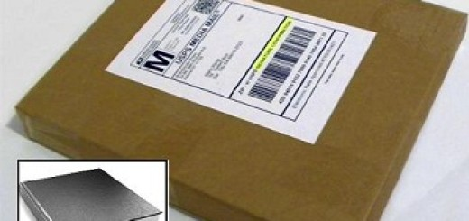 how to ship media mail