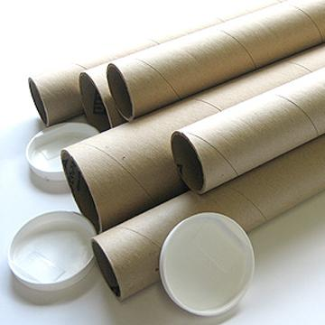 Ways to ship with mailing tubes how to ship for Shipping tubes for fishing rods