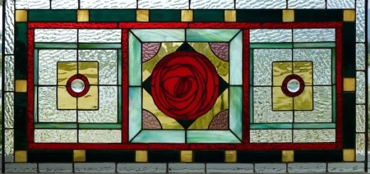 How to ship stained glass panels