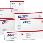 Difference Between USPS Flat Rate Priority Mail and Priority Mail