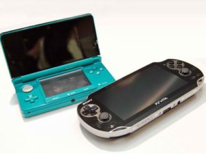 Ship handheld game consoles