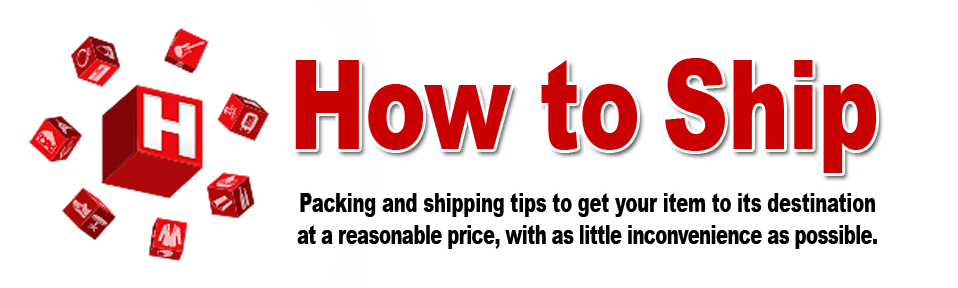 How to Ship