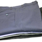 How to Ship Dress Pants and Trousers