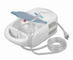 Ship a nebulizer